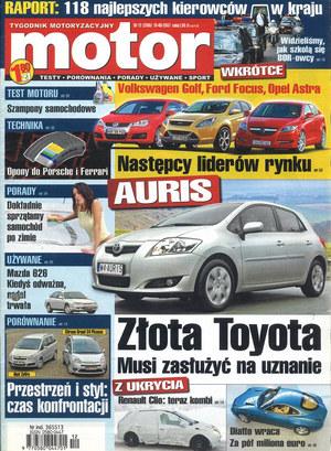 """""""Motor"""" nr 12 z 19 marca 2007 r. /Motor"""