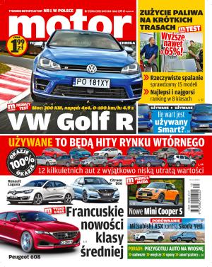 """""""Motor"""" nr 13/2014 /Motor"""