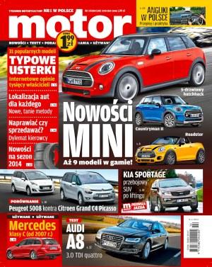 """""""Motor"""" nr 14/2014 /Motor"""