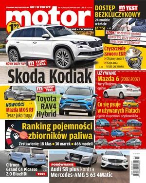 """""""Motor"""" nr 14/2016 /Motor"""