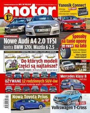 """""""Motor"""" nr 16/2016 /Motor"""
