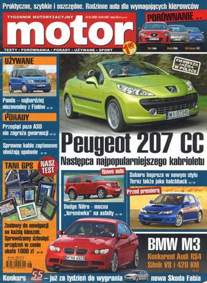 """""""Motor"""" nr 16 z 16 kwietnia 2007 r. /Motor"""