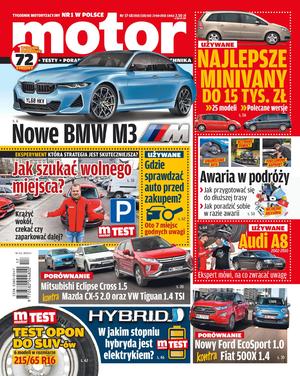 """""""Motor"""" nr 17-18/2018 /Motor"""