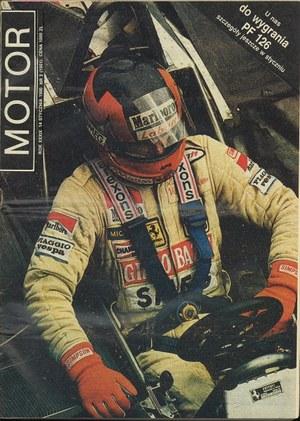 """Motor"" nr 2 z 14 stycznia 1990 roku /Motor"