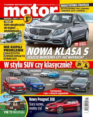 """""""Motor"""" nr 21/2013 /Motor"""