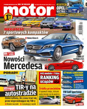 """""""Motor"""" nr 21/2014 /Motor"""