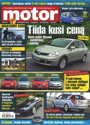 """Motor"" nr 21 z 21 maja 2007 roku /Motor"