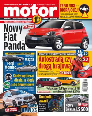 """""""Motor"""" nr 24/2018 /Motor"""
