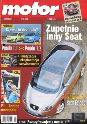 """Motor"" nr 24 z 1 czerwca 2004 r. /Motor"