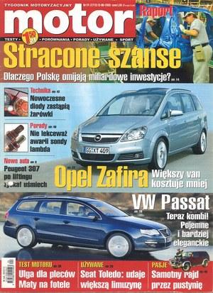 """Motor"" nr 24 z 13 czerwca 2005 r. /Motor"