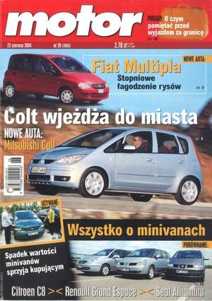 """Motor"" nr 26 z 22 czerwca 2004 r. /Motor"