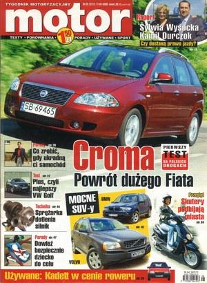 """""""Motor"""" nr 28 z 11 lipca 2005 r. /Motor"""