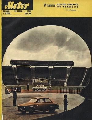 """""""Motor"""" nr 30 z 29 lipca 1962 r. /Motor"""