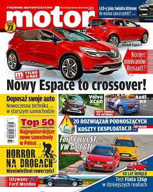 """""""Motor"""" nr 32-33/2013 /Motor"""