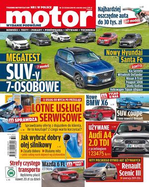 """""""Motor"""" nr 32-33/2018 /Motor"""