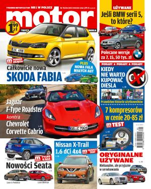 """""""Motor"""" nr 35/2014 /Motor"""