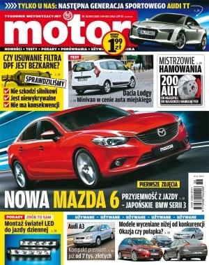 """""""Motor"""" nr 36/2012 /Motor"""