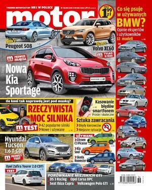 """""""Motor"""" nr 36/2015 /Motor"""
