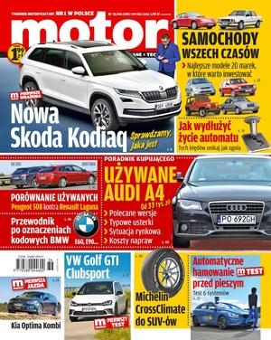 """""""Motor"""" nr 36/2016 /Motor"""