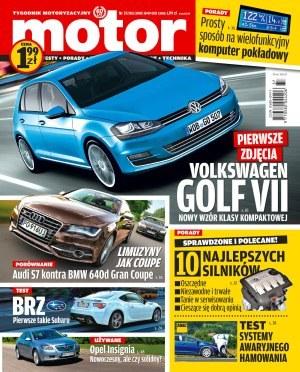 """""""Motor"""" nr 37/2012 /Motor"""