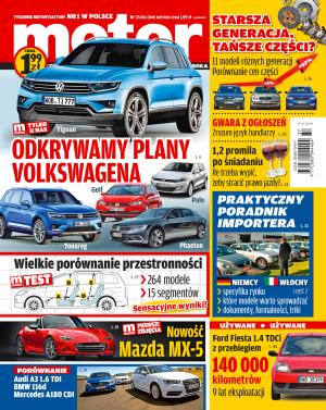 """""""Motor"""" nr 37/2014 /Motor"""