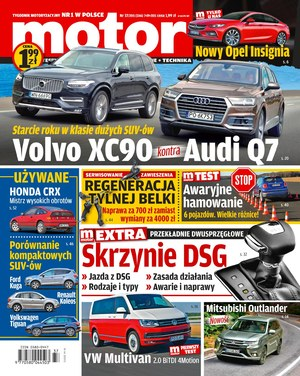 """""""Motor"""" nr 37/2015 /Motor"""