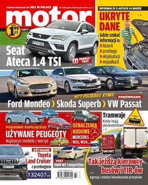 """""""Motor"""" nr 37/2016 /Motor"""