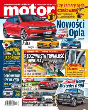 """""""Motor"""" nr 37/2018 /Motor"""