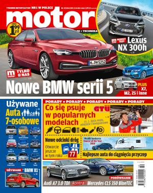 """""""Motor"""" nr 42/2014 /Motor"""