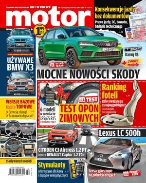 """""""Motor"""" nr 42/2017 /Motor"""
