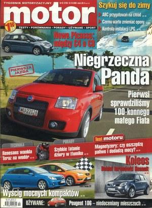 """""""Motor"""" nr 42 z 16 października 2006 r. /Motor"""