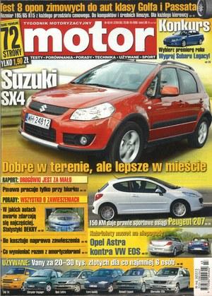 """""""Motor"""" nr 43-44 z 23 października 2006 r. /Motor"""
