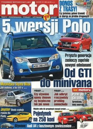 """""""Motor"""" nr 46 z 13 listopada 2006 r. /Motor"""