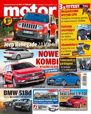 """""""Motor"""" nr 47/2014 /Motor"""