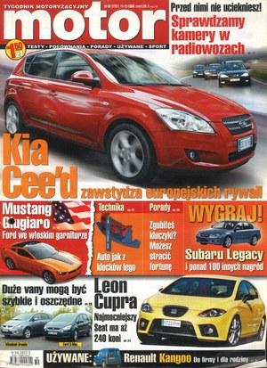 """""""Motor"""" nr 50 z 11 grudnia 2006 r. /Motor"""
