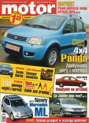 """""""Motor"""" nr 51 z 13 grudnia 2004 r. /Motor"""