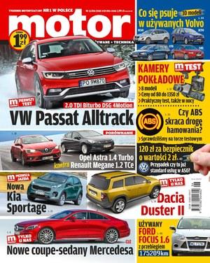 """""""Motor"""" nr 6/2016 /Motor"""
