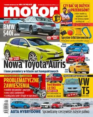"""""""Motor"""" nr 9/2017 /Motor"""