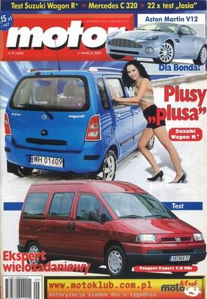 """""""Motor"""" nr 9 z 3 marca 2001 r. /Motor"""