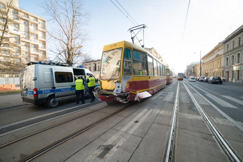 Motorniczy miał prawie 1,4 promila alkoholu w wydychanym powietrzu. /Grzegorz Michałowski /PAP