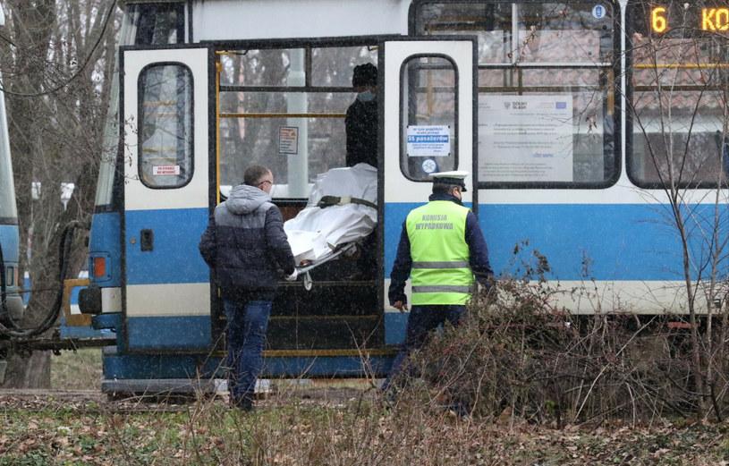 Motorniczy znalazł w tramwaju martwego mężczyznę /JAROSLAW JAKUBCZAK/ POLSKA PRESS /East News