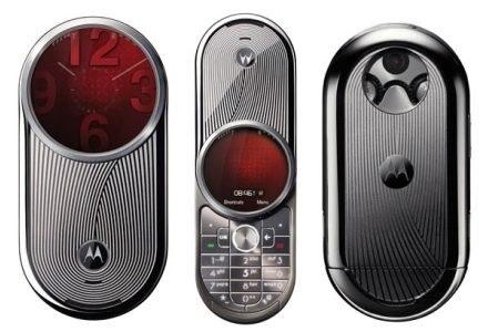 Motorola Aura odnotowała w lipcu największy spadek w rankingu /materiały prasowe