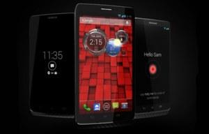 Motorola Droid Maxx - smartfon z baterią 3500 mAh
