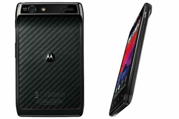 Motorola Droid Razr /materiały prasowe