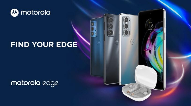 Motorola edge 20 pro oraz edge 20 /materiały prasowe