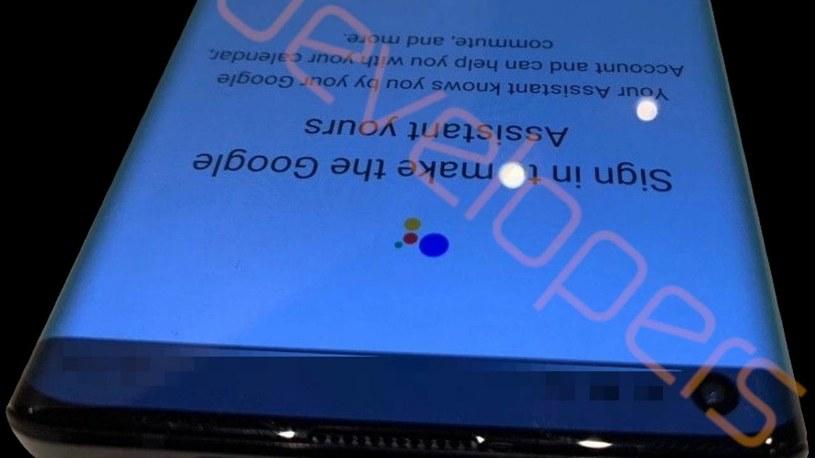 Motorola Edge / fot. XDA Developers /materiał zewnętrzny