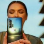 Motorola Edge+ z problemami z ekranem