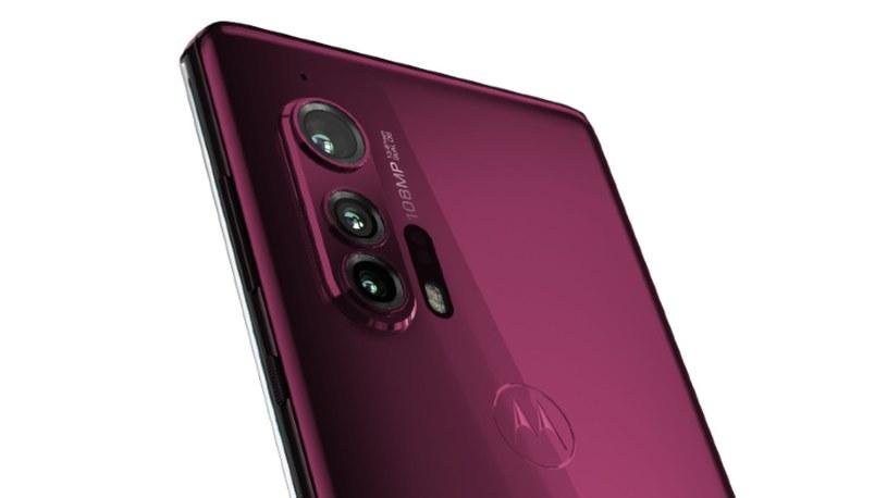 Motorola Edge /materiały prasowe