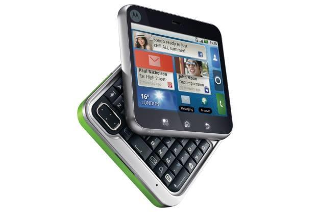 Motorola Flipout /materiały prasowe
