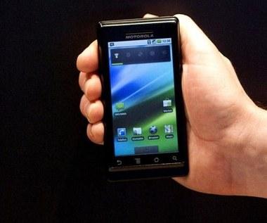 Motorola Milestone - król Androida